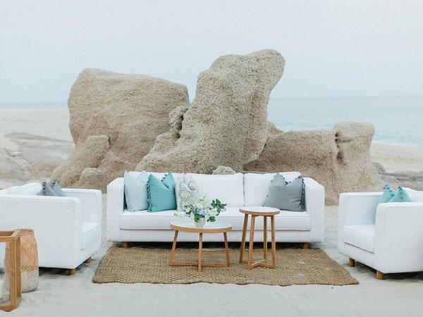 7 Original Beach Wedding Ideas