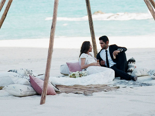 7 Original Beach Wedding Ideas