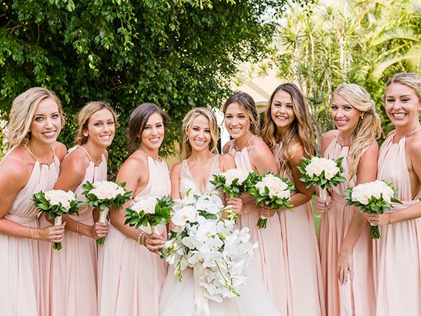 how to choose the best maid of honor dress