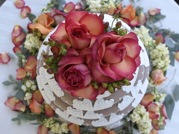 Christmas Cake & Dessert Table Inspiration