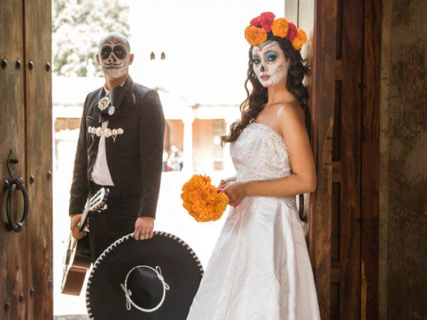 Day of the Dead: 5 Ideas for Your Mexican Wedding Reception