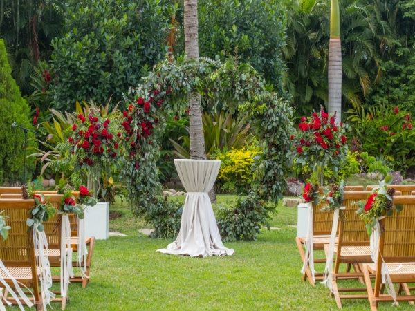 Tips for the perfect wedding in nature