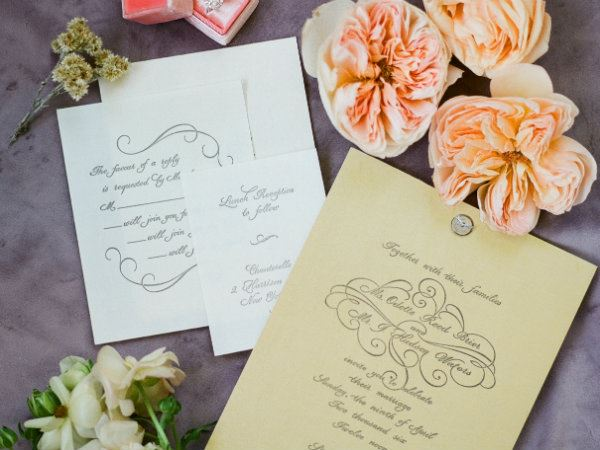 Wedding Invitation Trends