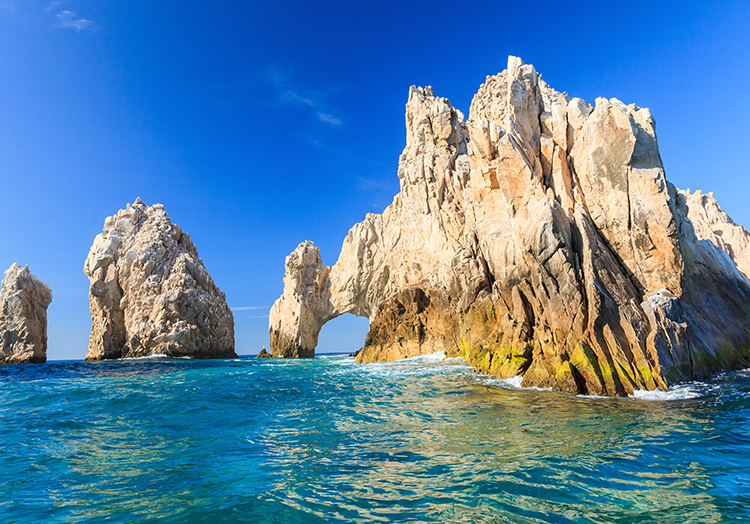El Arco and Land's End at Cabo San Lucas